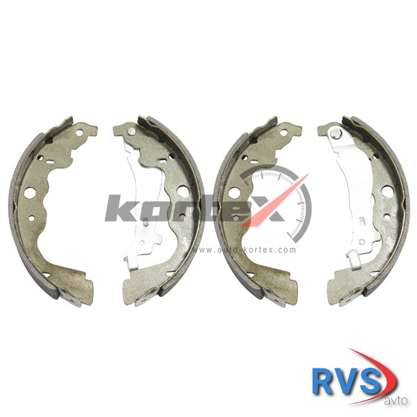 KORTEX ks028std Колодки барабанные RENAULT LOG KORTEX KS028STD