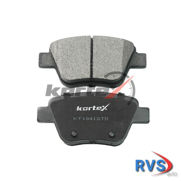 KORTEX kt1841std Колодки торм. VW GOLF V/PASSAT B6/CADDY III/TOURAN KORTEX KT1841STD