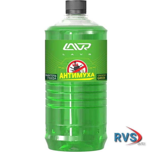 LAVR ln1222 LAVR Ln1222 Омыватель стекол Green Анти Муха концентрат LAVR Glass Washer Concentrate Anti Fly 1000мл