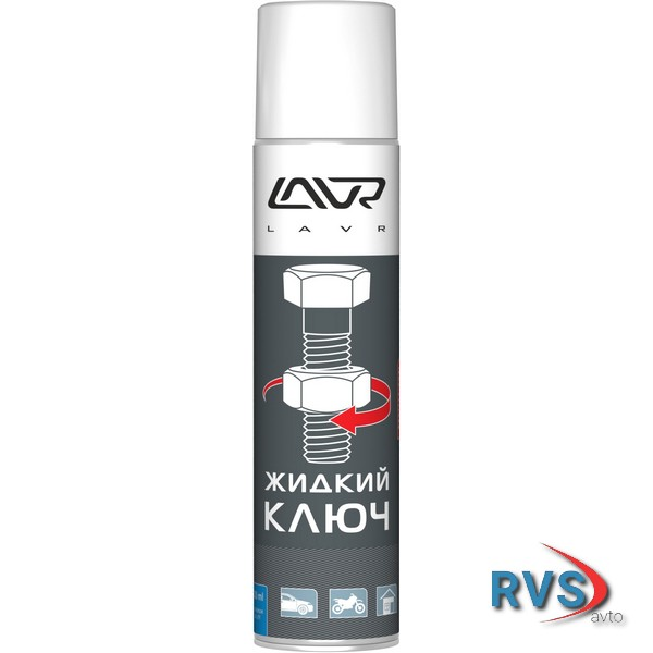 LAVR ln1491 LAVR Ln1491 Жидкий ключ LAVR multifunctional  fast liquid key 400мл